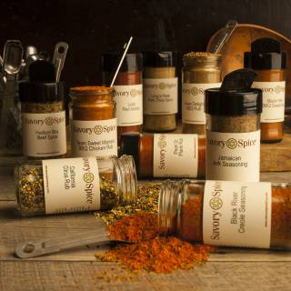 Savory Spice Shop at the Stanley