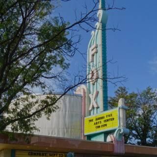 The Historic Aurora Fox Arts Center