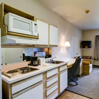 InTown Suites Extended Stay Denver CO - Aurora South
