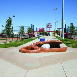 Art in Public Places   Sports Park District