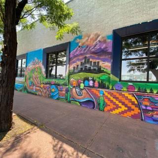 ACAD Colfax Canvas Mural Tour